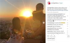 Todos los guiños de Anne Igartiburu a Granada