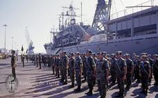 Se cumplen 30 años de la participación española en misiones del exterior