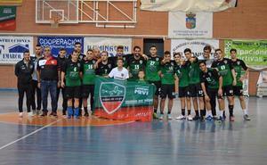 Lámparas Mivi BM Ciudad de Vícar y Gaes BM Málaga se juegan el liderato