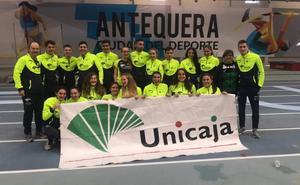 El Unicaja femenino, segundo en el Andaluz sub 20 de pista cubierta