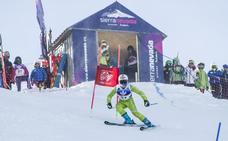Los Trofeos Caja Rural y Ski Club arrancan la Copa de Andalucía