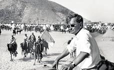La 'almeriense' Lawrence de Arabia, la mejor película de la historia, según su fotografía