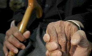Un anciano de 94 años mata de un bastonazo a otro de 91 en una residencia