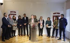 José Entrena: «El que quiera hacerle daño a esta provincia que se lo piense dos veces»