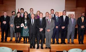 José María Escudero, elegido Decano del nuevo Colegio Profesional de Economistas de Granada