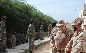 El equipo de adiestramiento en Somalia, liderado por España, forma más de 500 soldados somalíes en 2018