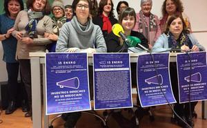 Colectivos de mujeres llaman a la movilización el día 15 en Sevilla y en Jaén