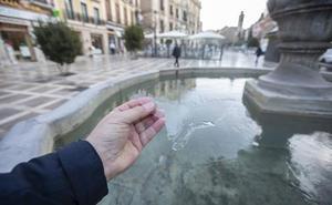 Granada, en alerta amarilla todo el fin de semana por mínimas de -5 grados