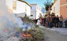 Las fiestas patronales de Padul en honor a San Sebastián cumplen 450 años de vida