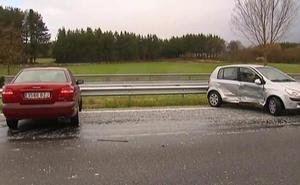 ¿Cómo conducir cuando hay placas de hielo?
