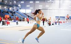 Laura Bueno se adjudica el récord de España en 600 metros