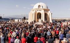 Torregarcía acoge mañana a miles de romeros por el 516º aniversario de la aparición de la Virgen del Mar