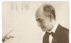 La historia de amistad entre Falla y su 'banquero'