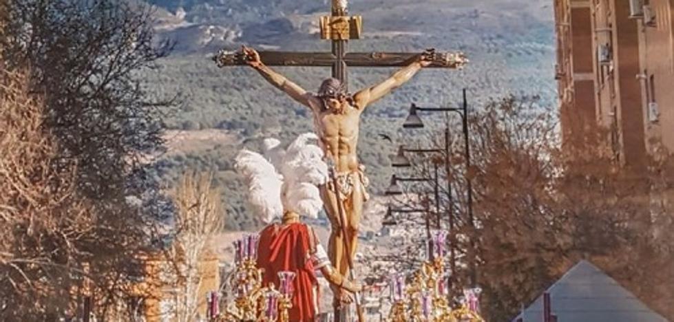 La Lanzada por los 'Alminares', cartel de la Semana Santa de Granada de 2019
