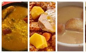 5 restaurantes donde comer buenos guisos contra el frío en Granada