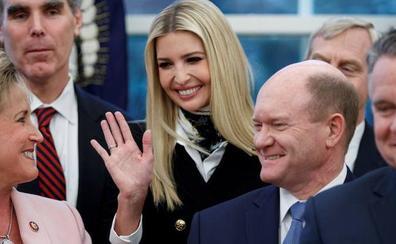La hija de Trump, aspirante a dirigir el Banco Mundial