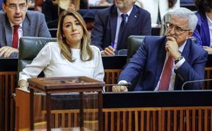 Díaz pide a la «mayoría del progreso» de Andalucía que «esté movilizada contra la extrema derecha»