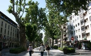 Hospitalizadas tres mujeres heridas en dos accidentes de tráfico en Granada capital el fin de semana