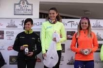 Los ganadores del IV Cañón Trail de Lanjarón