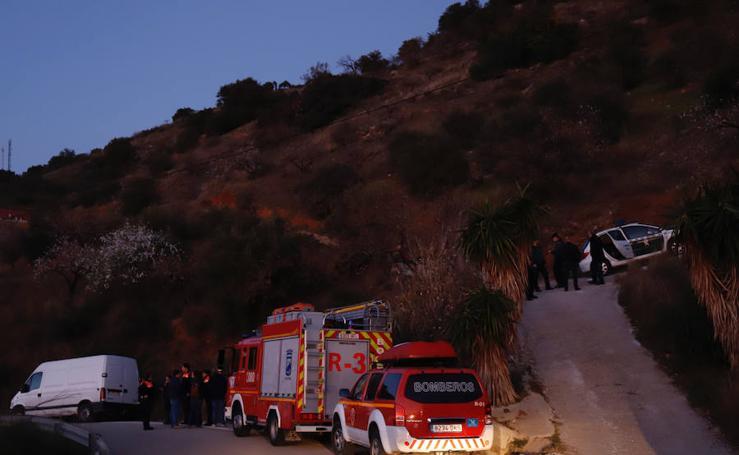 Así están intentando rescatar al pequeño Yulen en Málaga