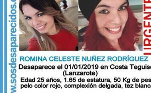 Buscan pistas sobre la chica desaparecida en Lanzarote en Nochevieja: el marido, detenido