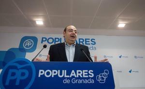 El PP califica de «traición» los presupuestos para Granada al «recortar inversión en más de 100 millones»