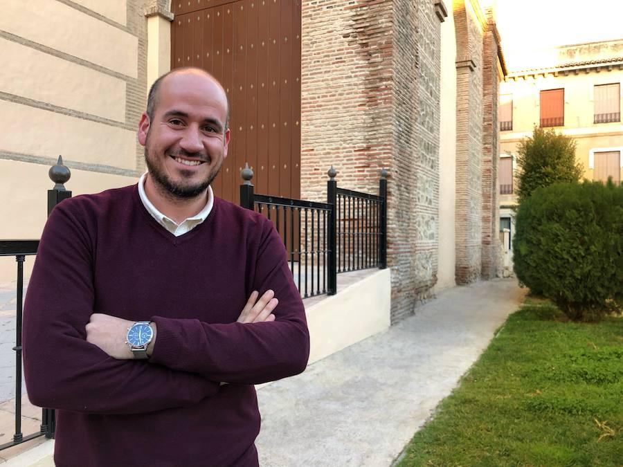 José Carlos Rodríguez será el pregonero de la Semana Santa de Motril