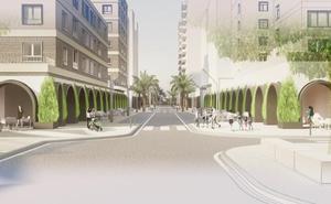 Nueve empresas optan a la ejecución de las obras de la calle Artés de Arcos