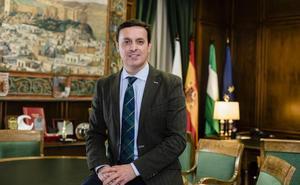 El presidente de Diputación reestructura su equipo para una etapa «cargada de proyectos»