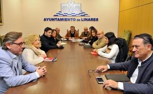 El Ayuntamiento de Linares solicitará al nuevo Gobierno andaluz que se cumpla lo acordado