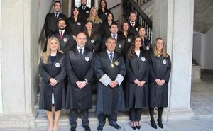 Tres nuevos jueces para la provincia de Jaén