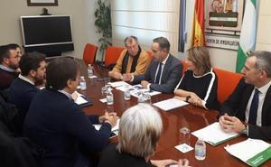 La Junta impulsa el proyecto de un nuevo apeadero de autobuses en Beas de Segura