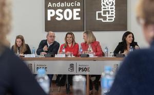 El PSOE-A fleta autobuses para la protesta feminista y el PP le acusa de alentar «escraches»