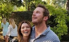 Se casa la hija de Schwarzenegger con el actor Chris Pratt