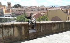 Segovia está endemoniada: «Es una ofensa para los creyentes»