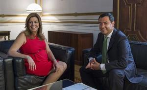 Juanma Moreno, séptimo presidente de la Junta y primero no socialista