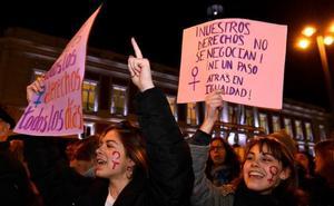 Miles de personas se movilizan por toda España para exigir «ni un paso atrás en igualdad»