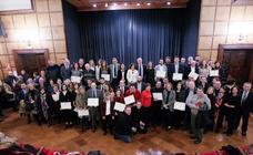 Entrega de los premios extraordinarios de doctorado
