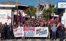 Los empleados de Endesa repetirán las huelgas los lunes