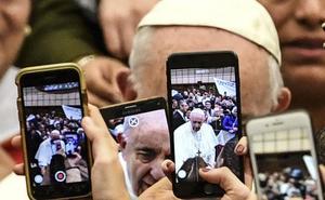 El Papa Francisco es un as de la fotogenia