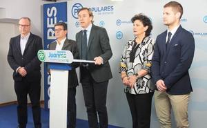 Daniel Simancas tomará posesión en febrero como nuevo senador