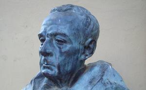 Acto de homenaje al fundador y primer decano de la Facultad de Farmacia de Granada, Mariano del Amo y Mora