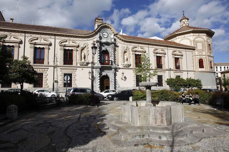 El candidato confirma su intención de suprimir el Consejo Consultivo situado en Granada