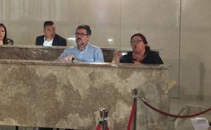 El secretario rechaza la solicitud de IU de cambiar a su portavoz sin el 'ok' de Esteban