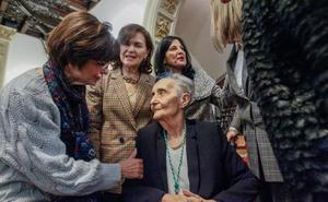 Mariluz Escribano, compromiso en femenino universal