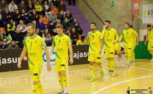 Primera final del 2019 para el Jaén FS