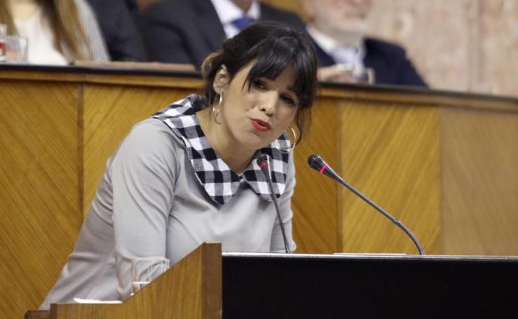 Así está siendo la segunda sesión de investidura en Andalucía