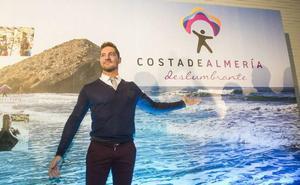 David Bisbal promocionará el destino Costa de Almería en Fitur
