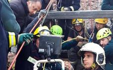 Los equipos de rescate esperan llegar hasta Julen en 24 o 48 horas