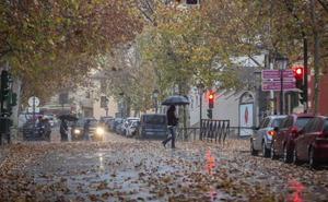 El cambio de tiempo que llega este fin de semana a Granada, según la AEMET